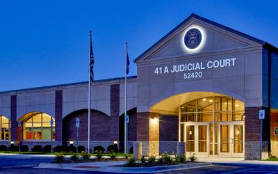 Bernco Inc: 41-A District Court Building