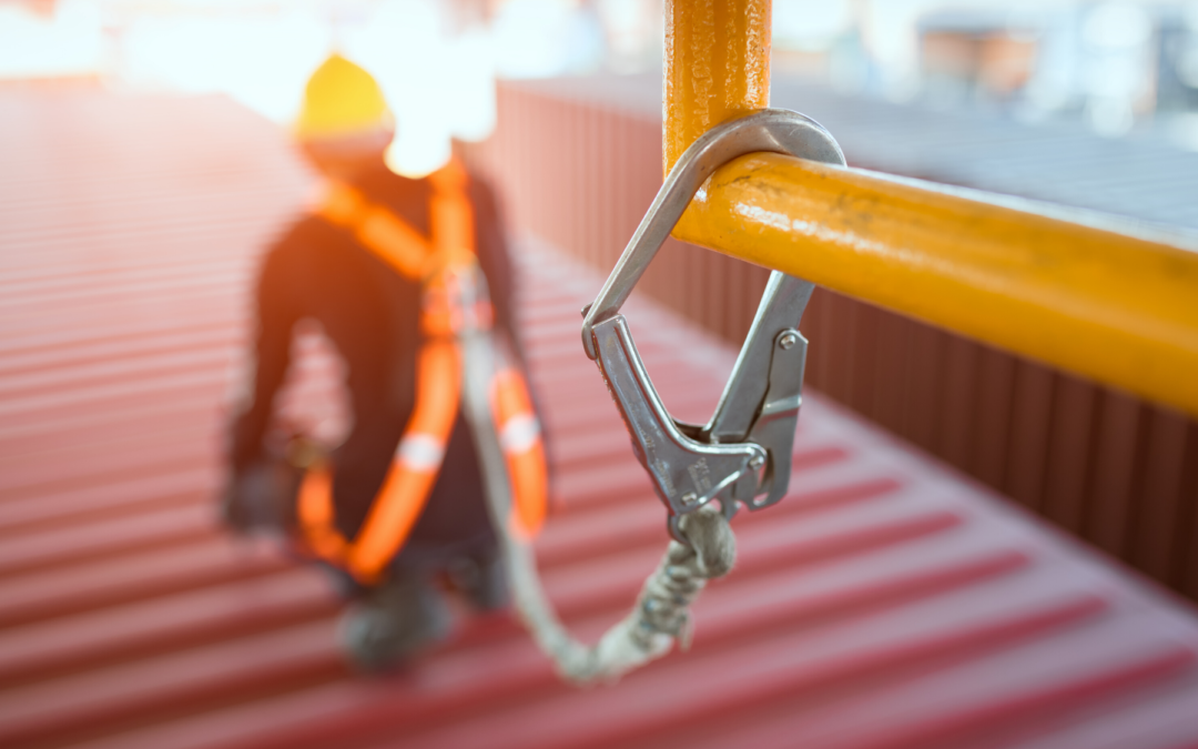 BX Summer Safety & Networking Series: Fall Protection
