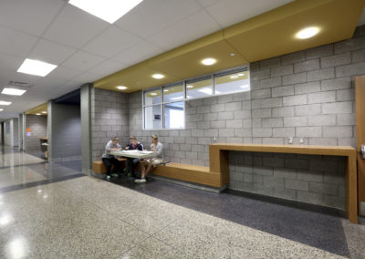 GMB Flexible Spaces Hallway