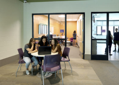 GMB Flexible Spaces Kids Studying