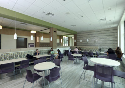GMB Flexible Spaces Lunch Area