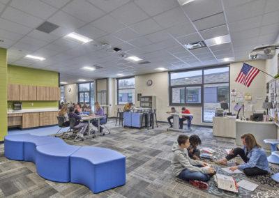 GMB Flexible Spaces classroom