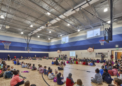 GMB Flexible Spaces gym