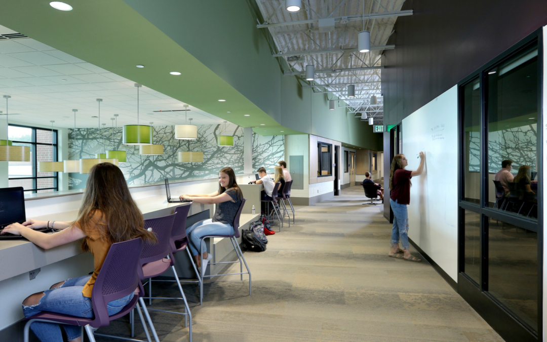 Creating Flexible Classroom Spaces GMB Architecture + Engineering Jeff Hoag