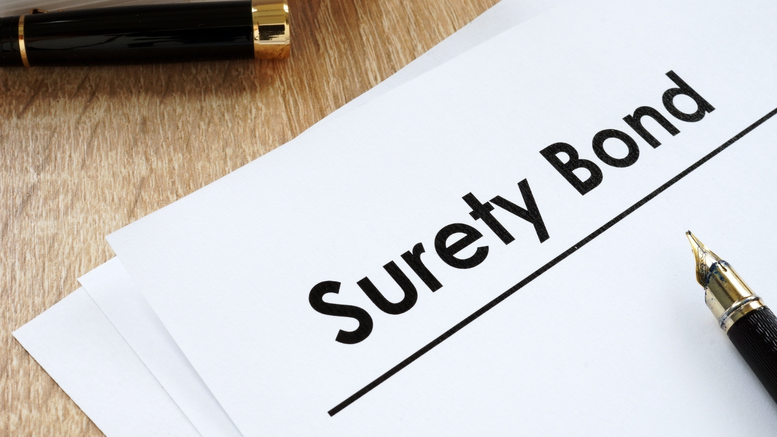 Legal Series Lunch & Learn Surety Bonds 2021
