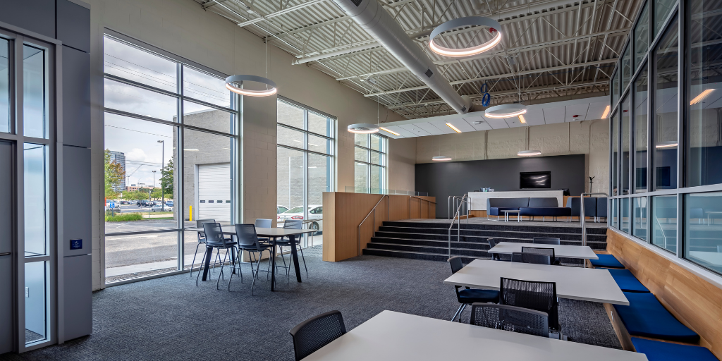 GVSU Innovation Design Center for Engineering