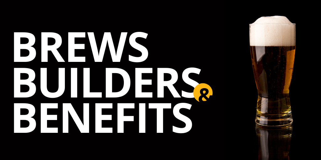 Brews Builders & Benefits Website Event Featured Image