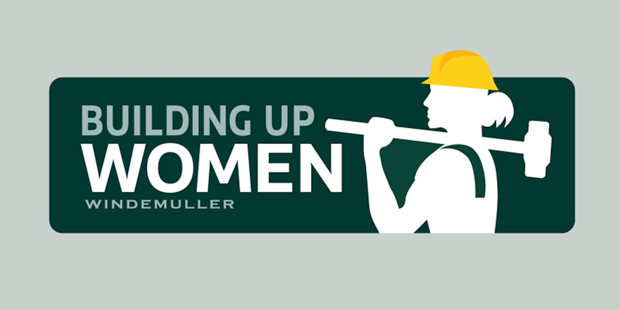 Windemuller Building Up Women Event