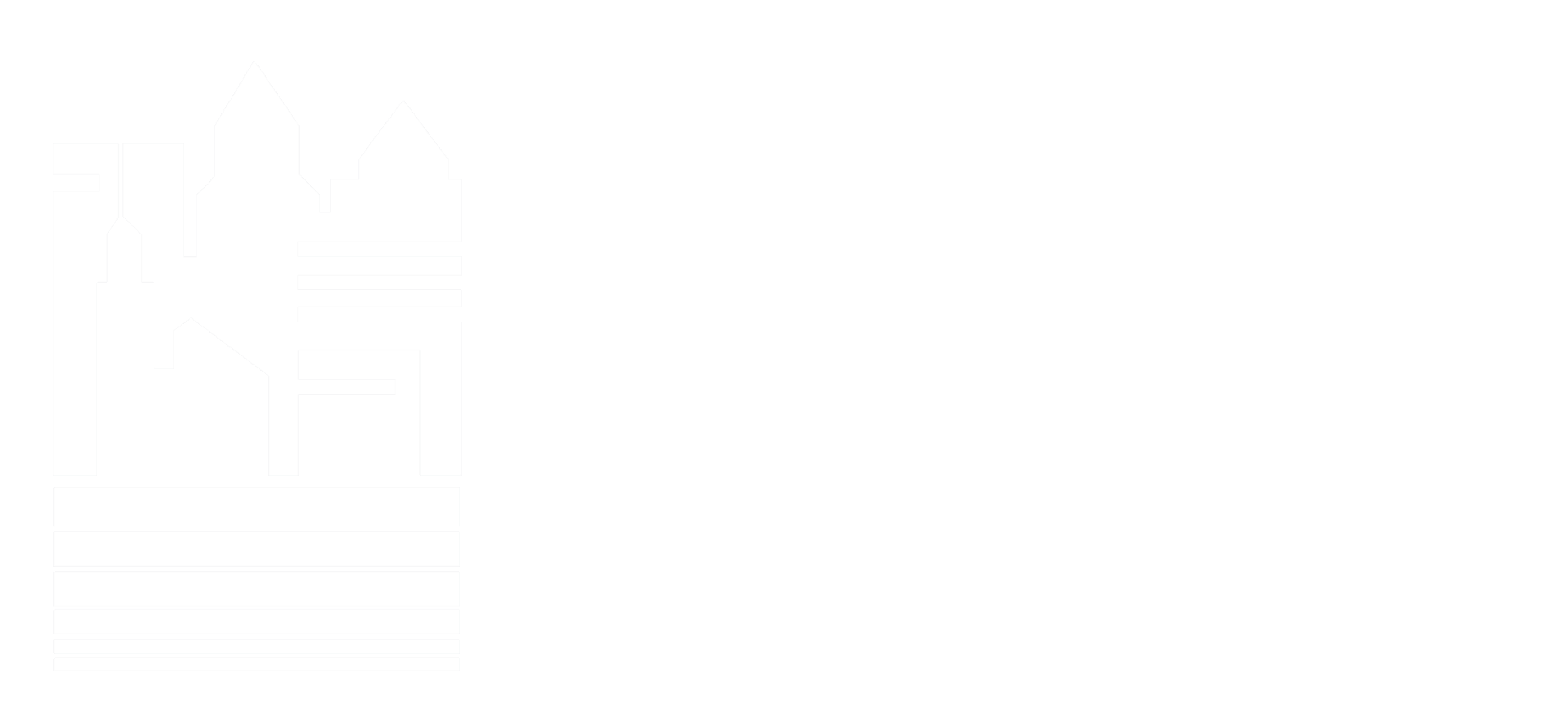 Builders Exchange of Michigan Logo - White Transparent