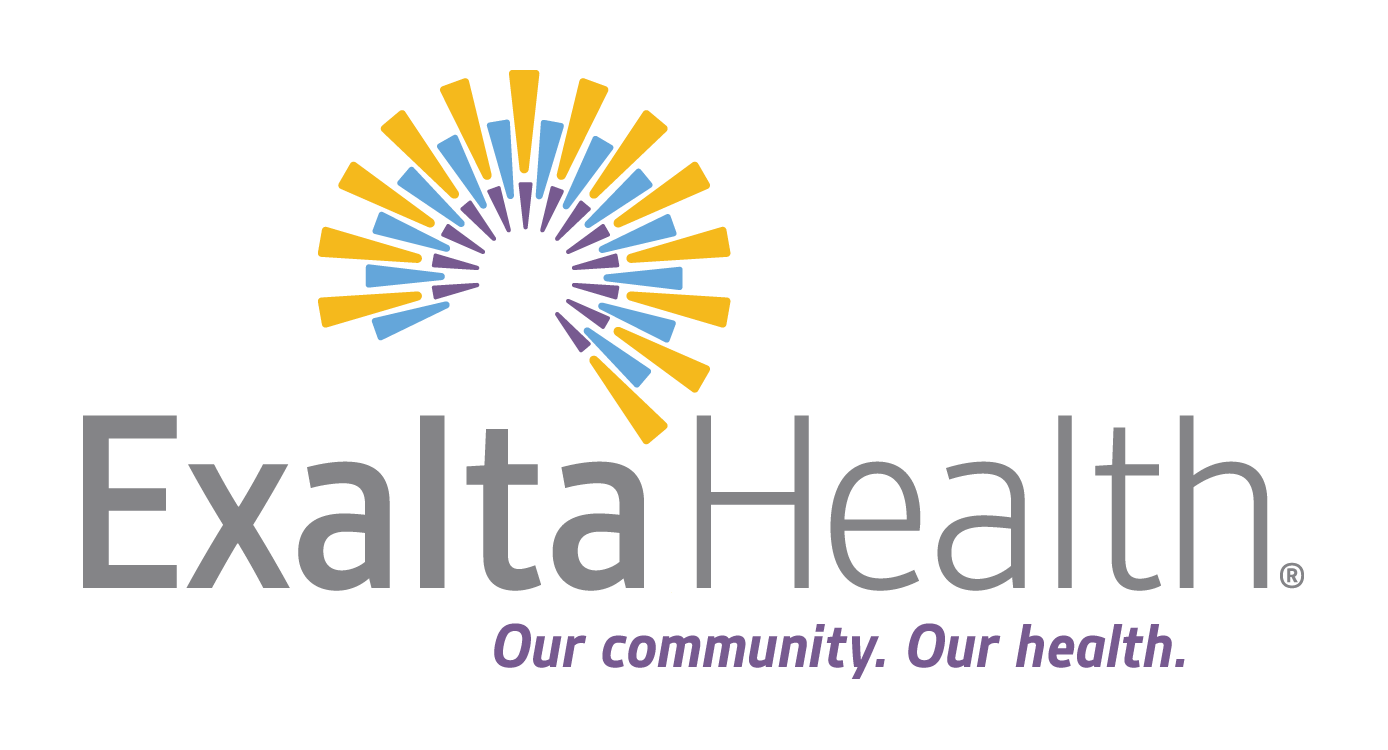 Swag Sponsor - Exalta Health